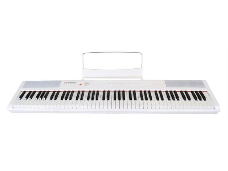Цифровое фортепиано Artesia Performer White 518172