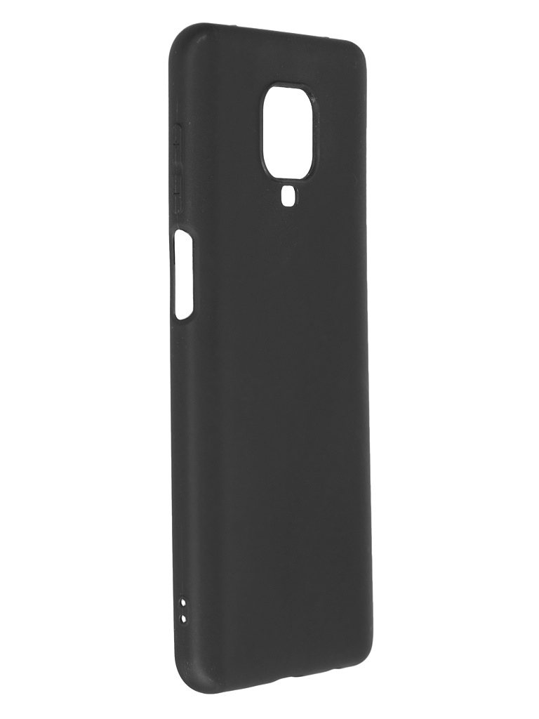 Чехол Liberty Project для Xiaomi Redmi Note 9 Pro TPU Silicone Black 0L-00048749