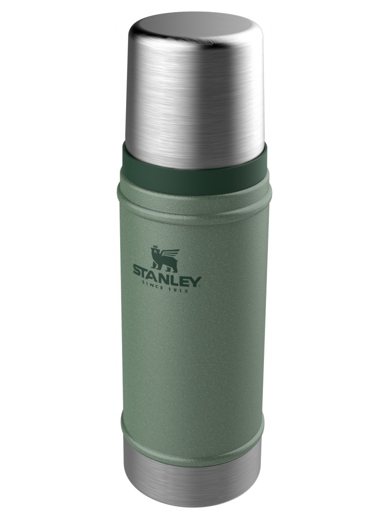 Термос Stanley Classic Bottle 470ml Green 10-01228-072