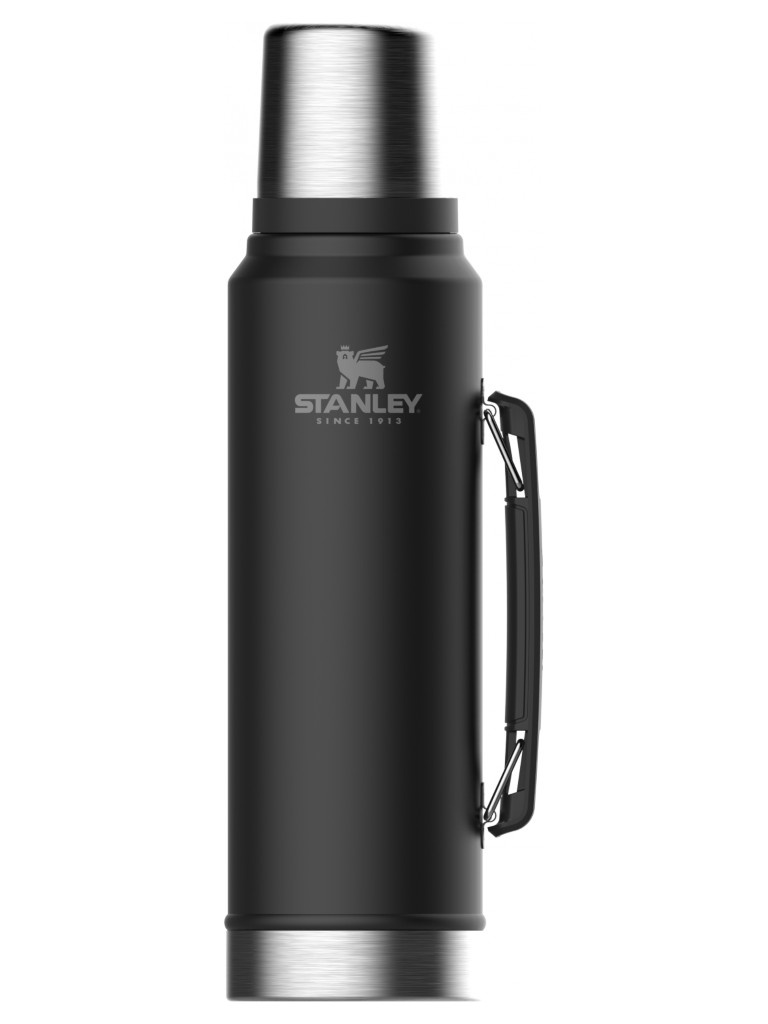 Термос Stanley Classic Bottle 1.0L Black 10-08266-002