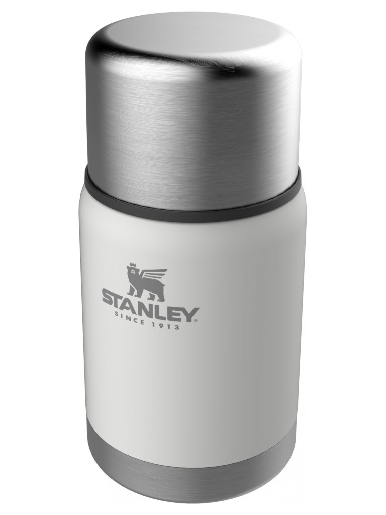 Термос Stanley Adventure Vacuum Food Jar 700ml White 10-01571-022