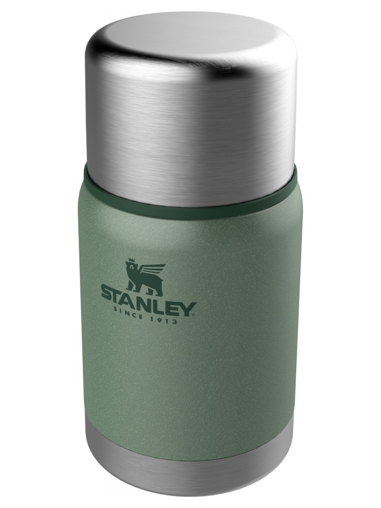 Термос Stanley Adventure Vacuum Food Jar 700ml Green 10-01571-021