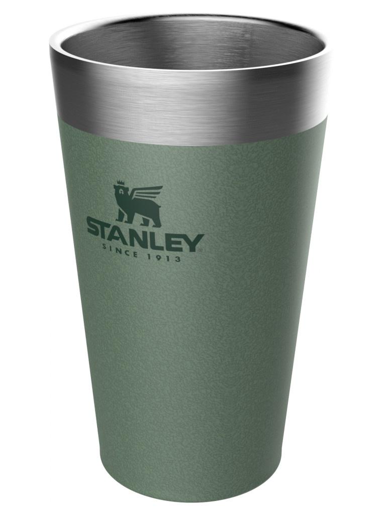 Термокружка Stanley Adventure Stacking Vacuum Pint 470ml Green 10-02282-057