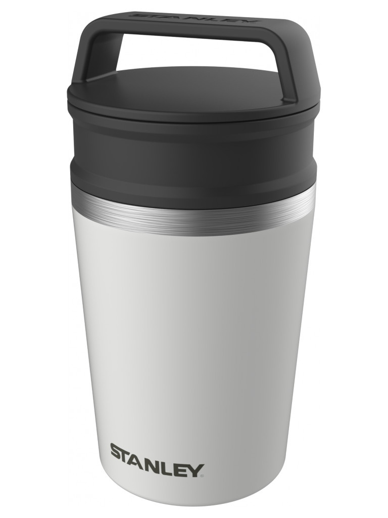 Термокружка Stanley Adventure Vacuum Mug 230ml White 10-02887-029