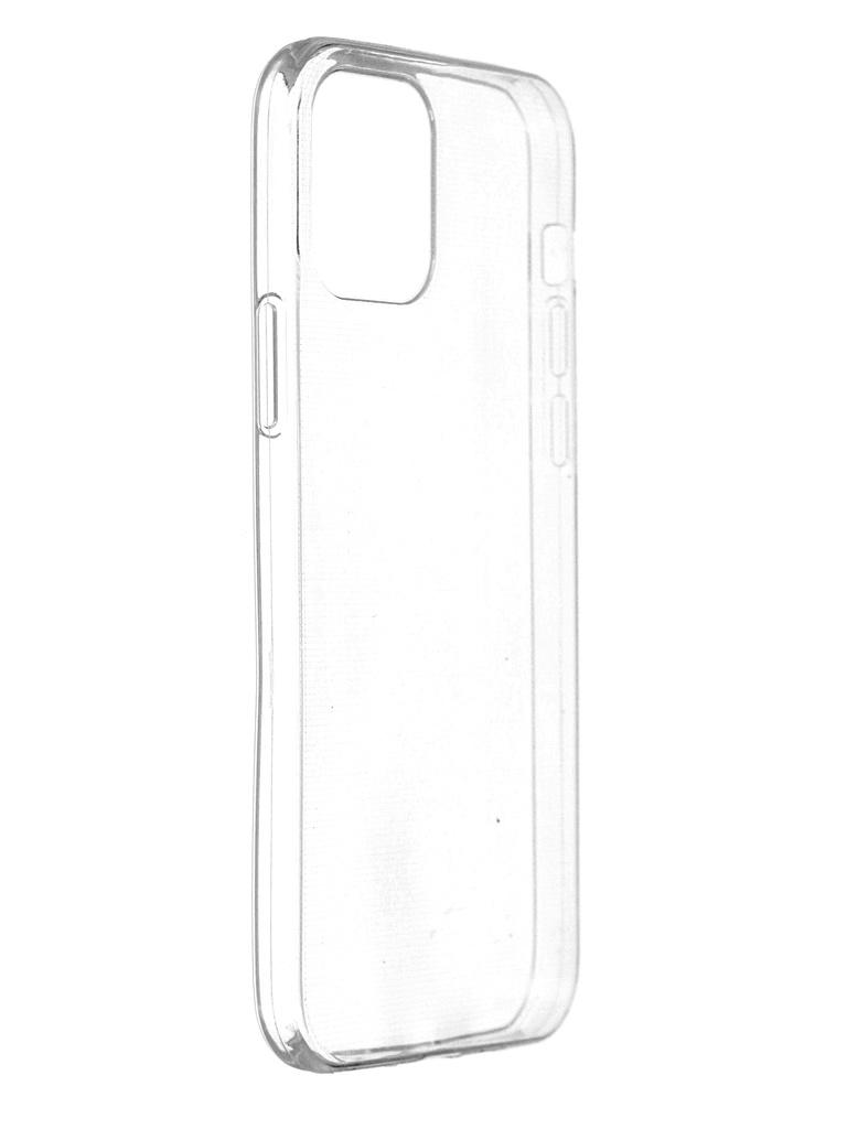 Чехол Liberty Project для APPLE iPhone 12 / Pro TPU Silicone Transparent 0L-MG-WF276