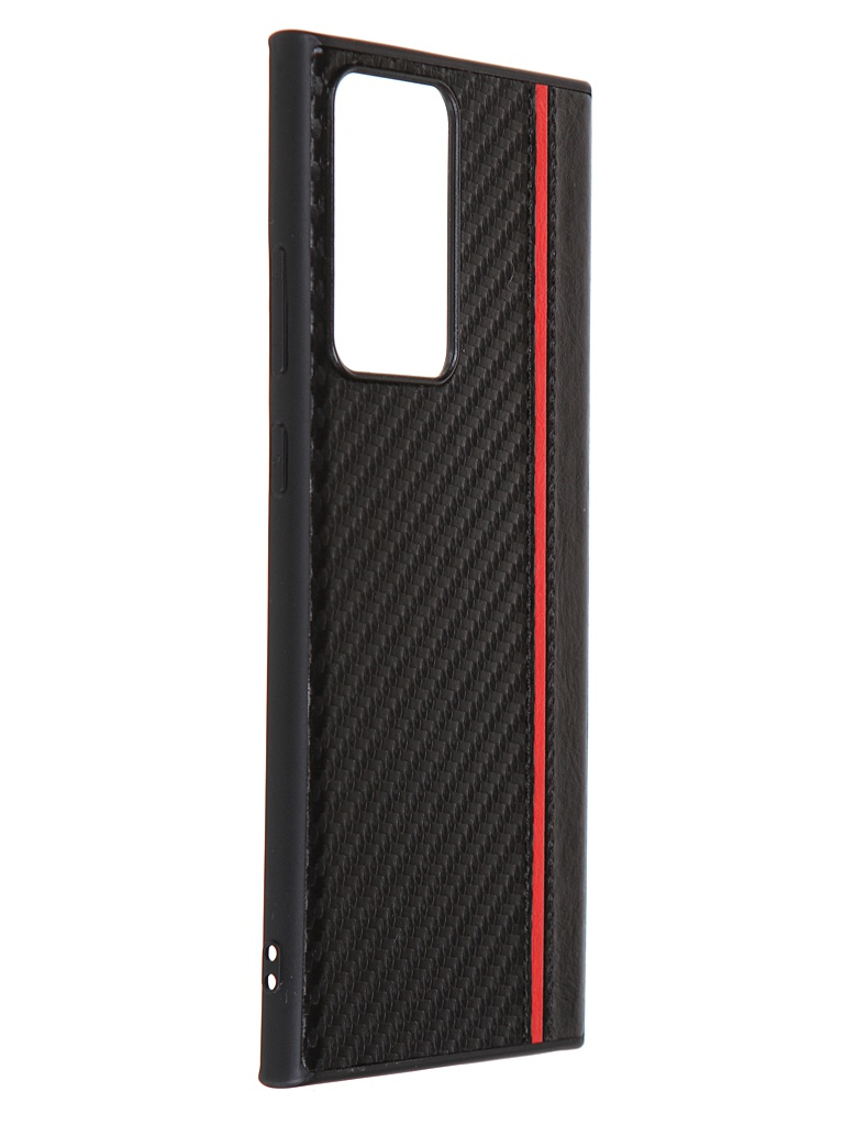 Накладка G-Case для Samsung Galaxy Note 20 Ultra.Carbon Black GG-1285