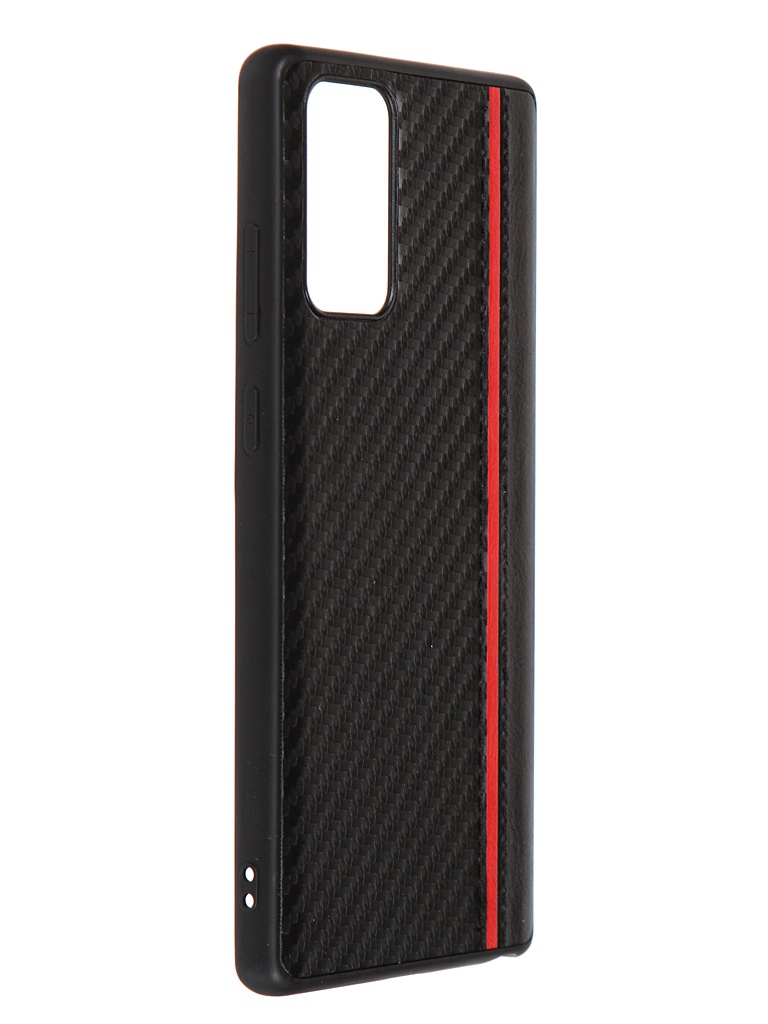 Накладка G-Case для Samsung Galaxy Note 20 Carbon Black GG-1286