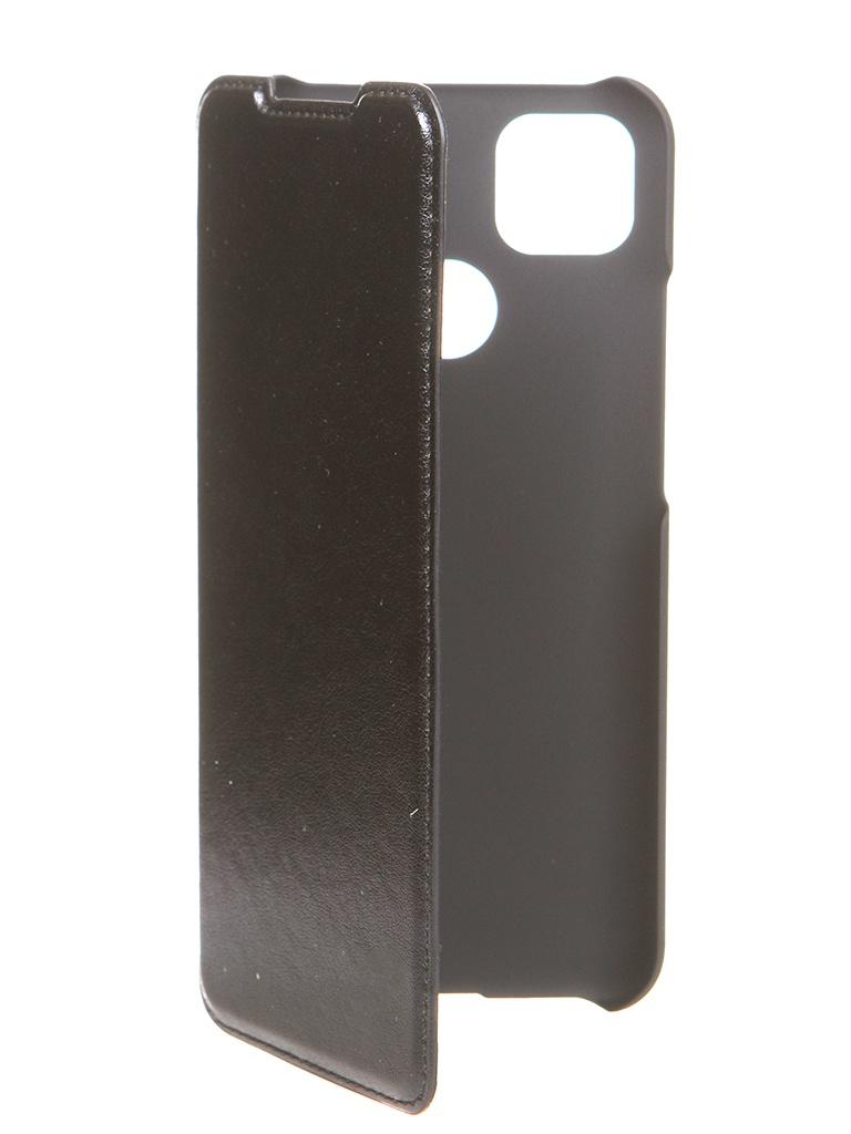 Чехол G-Case для Xiaomi Redmi 9C Slim Premium Black GG-1291