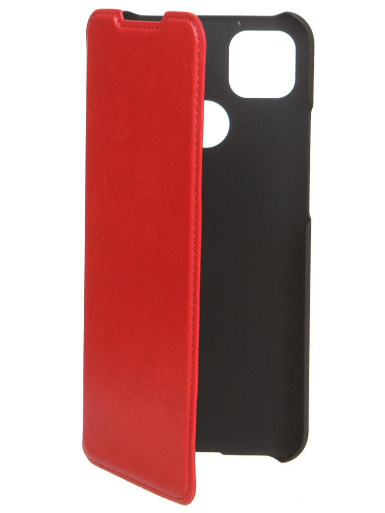 Чехол G-Case для Xiaomi Redmi 9C Slim Premium Red GG-1292