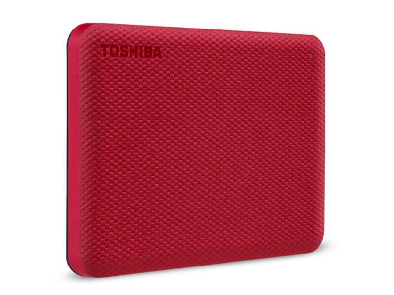Жесткий диск Toshiba Canvio Advance 2Tb Red HDTCA20ER3AA