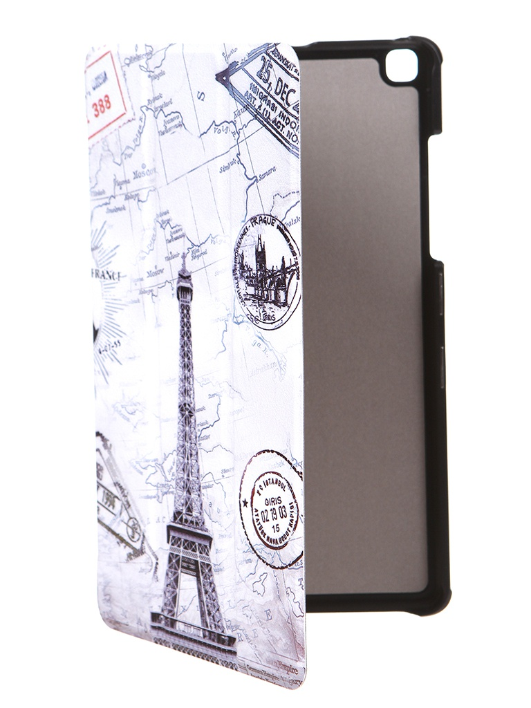 Чехол Zibelino для Samsung Galaxy Tab A 8.0 T290 / T295 Tablet Magnetic Paris ZT-SAM-T290-PRS