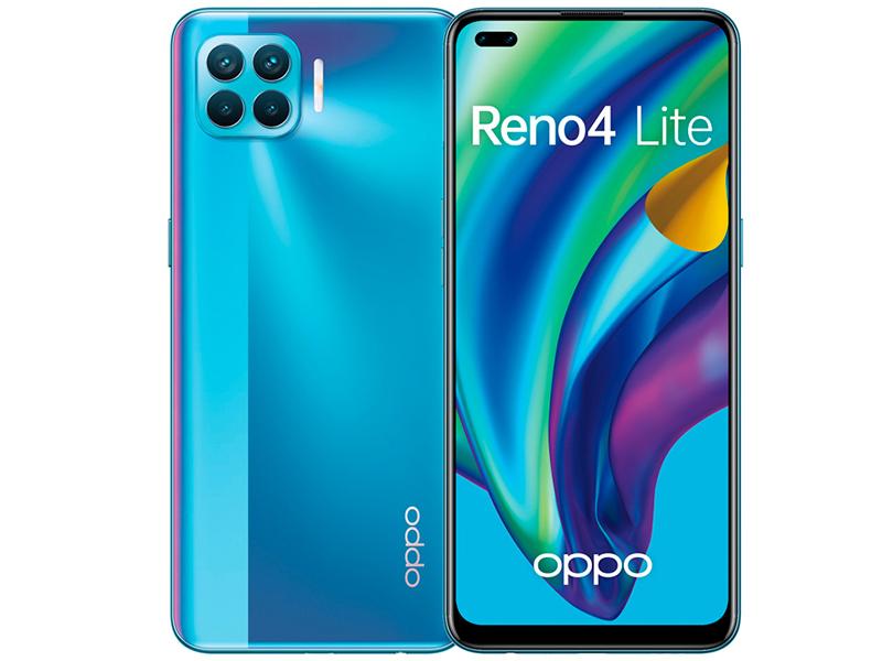 Сотовый телефон Oppo Reno 4 Lite 8/128Gb Turquoise