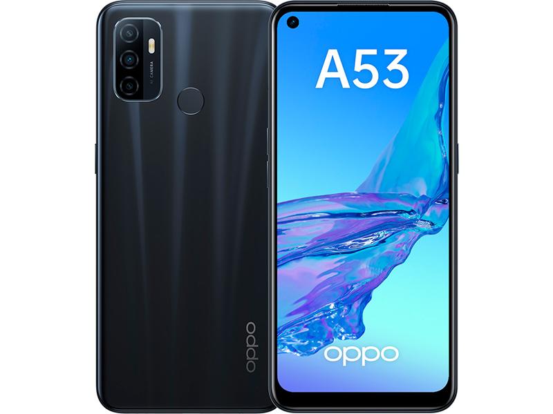 Сотовый телефон OPPO A53 4/128GB Black
