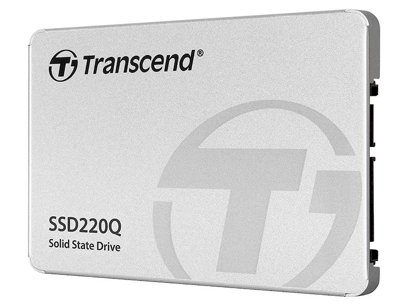 Твердотельный накопитель Transcend SSD220Q500Gb TS500GSSD220Q