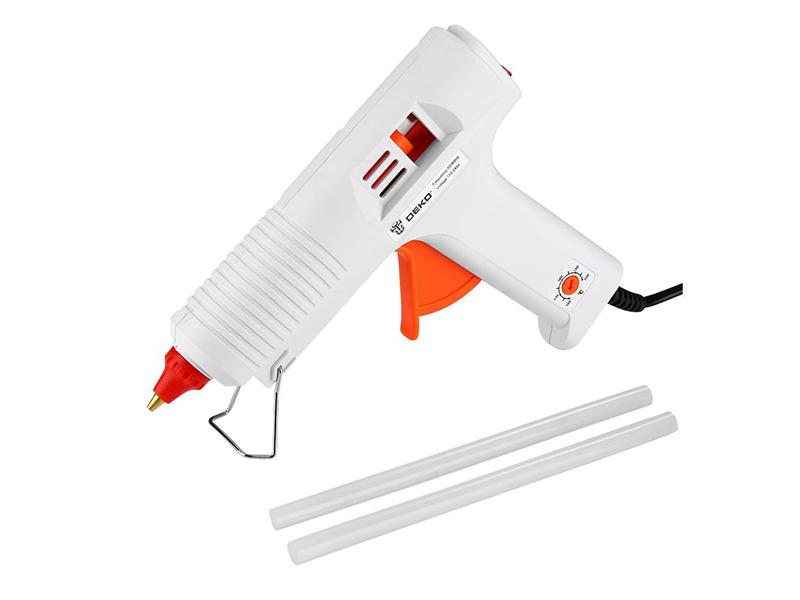 Термоклеевой пистолет Deko DKGG110 Set1 063-4972