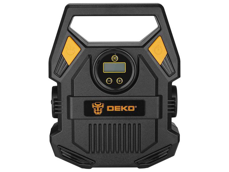 Компрессор Deko DKCP160Psi-LCD Basic 065-0797