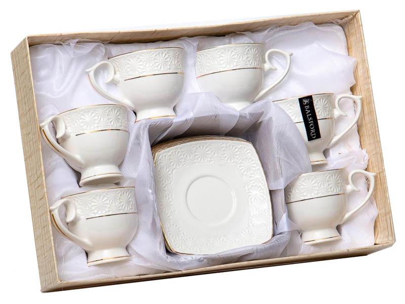 Кофейный набор PSF Group Balsford Нежность 12 предметов 179-01005