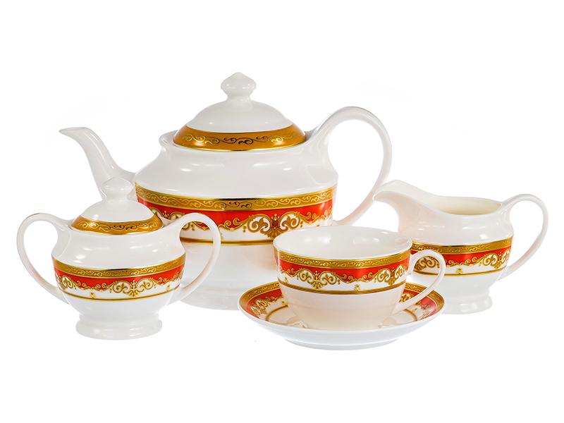 Чайный набор PSF Group Balsford Эстелла 15 предметов 123-16002