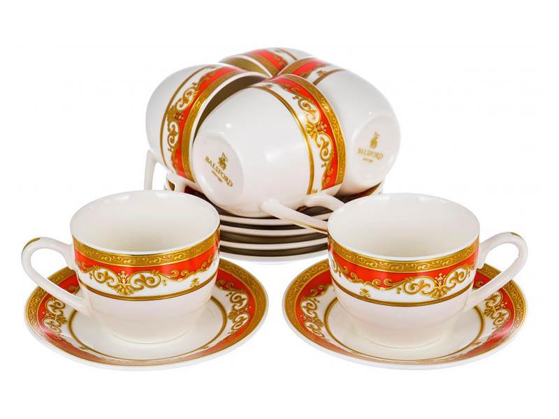 Кофейный набор PSF Group Balsford Эстелла 12 предметов 123-16027