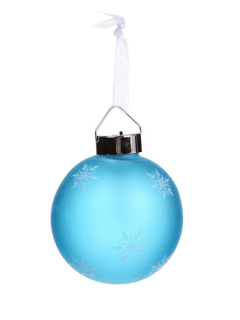 Светящееся украшение SnowHouse Светильник-подвеска Шар Blue GM3307-52