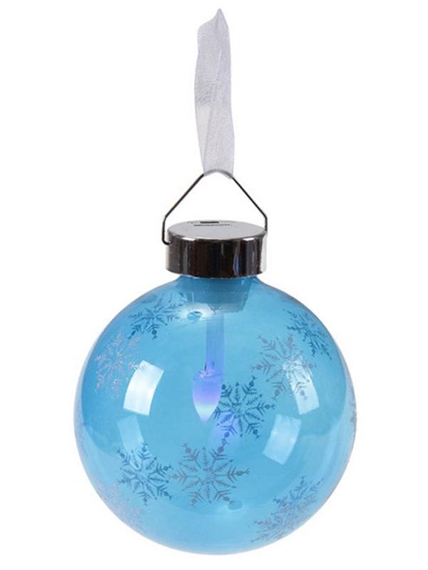 Светящееся украшение SnowHouse Светильник-подвеска Шар Blue GM3307-32