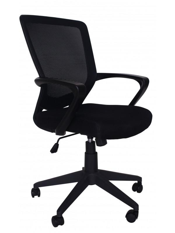 Компьютерное кресло Меб-фф MF-008 Black
