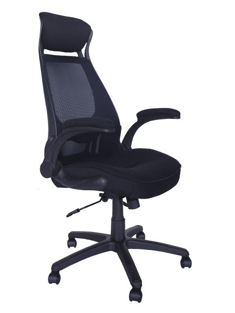 Компьютерное кресло Меб-фф MF-2007 Black