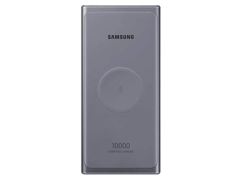 Внешний аккумулятор Samsung Power Bank EB-U3300 10000mAh Dark Grey EB-U3300XJRGRU
