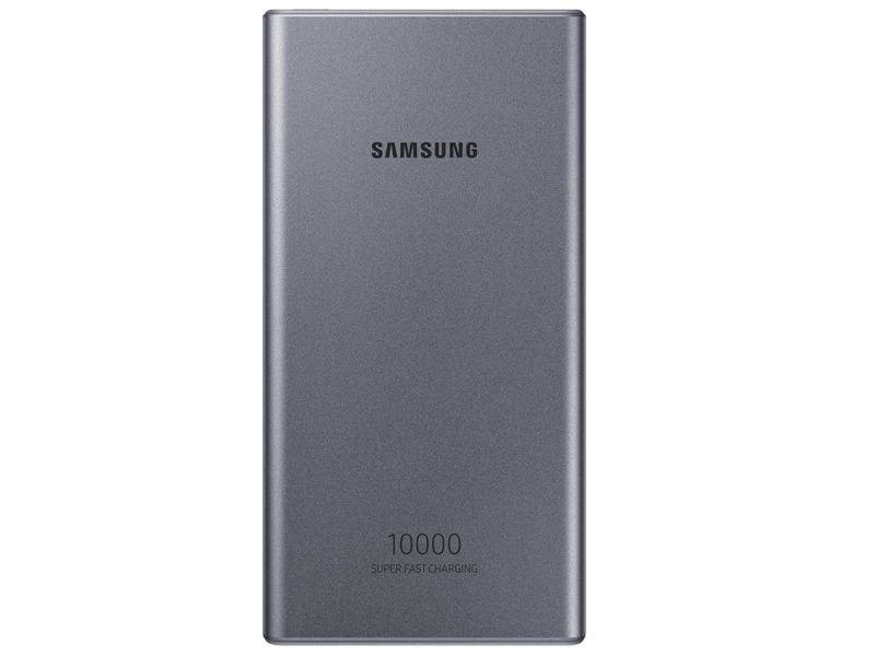 Внешний аккумулятор Samsung Power Bank EB-P3300 10000mAh Dark Grey EB-P3300XJRGRU
