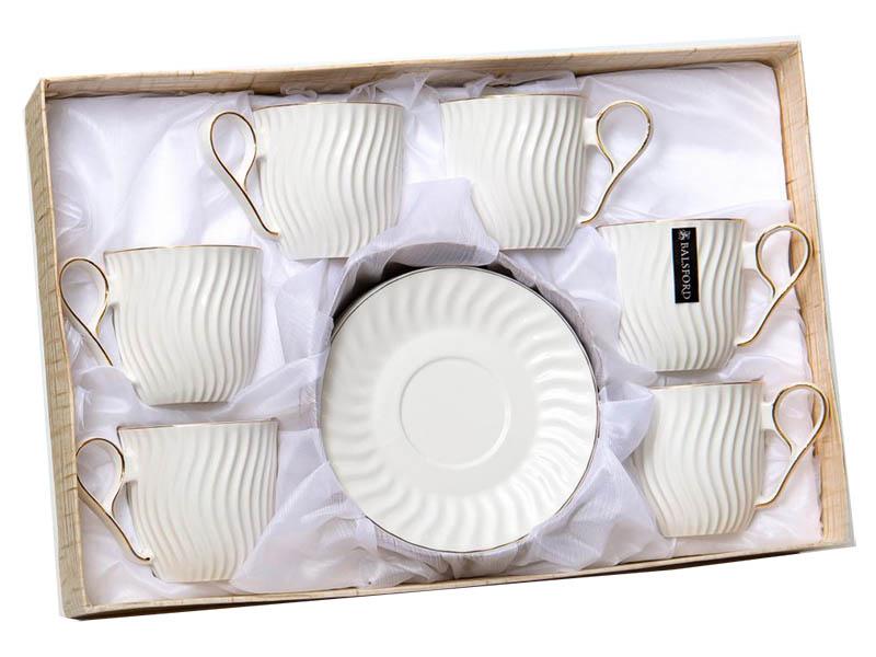 Чайный набор PSF Group Balsford Фьюжн 12 предметов 101-01058