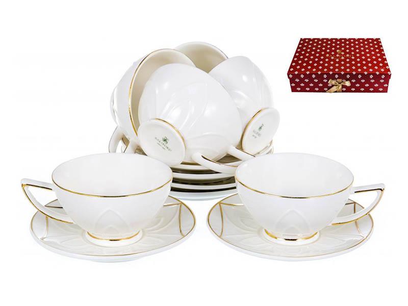 Кофейный набор PSF Group Balsford Грация 12 предметов 101-12008
