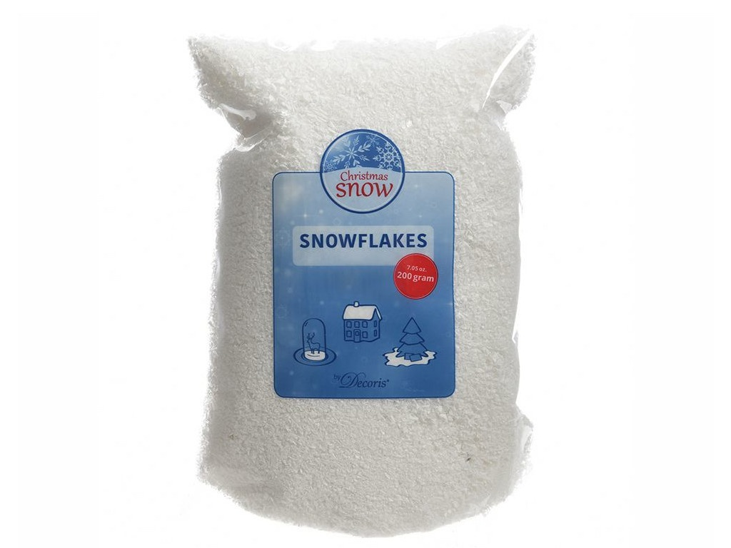 Искусственный снег Kaemingk Snow White 200g 470503/152926