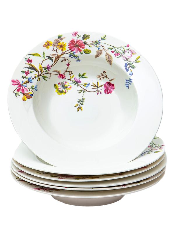 Набор тарелок PSF Group Balsford Латона Летнее утро 6 предметов 104-03108-3 сервиз столовый латона великолепный день 19 предметов тм balsford артикул 104 03014