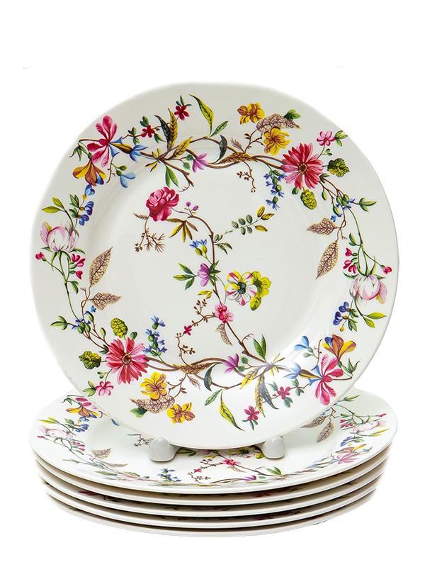 Набор тарелок PSF Group Balsford Латона Летнее утро 6 предметов 104-03107-3 сервиз столовый латона великолепный день 19 предметов тм balsford артикул 104 03014
