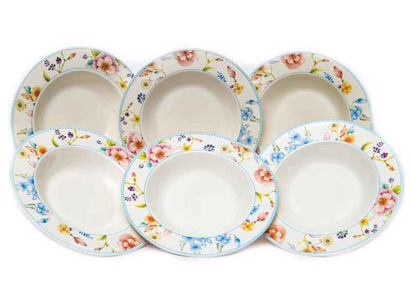 Набор тарелок PSF Group Balsford Арома 6 предметов 183-44011-3