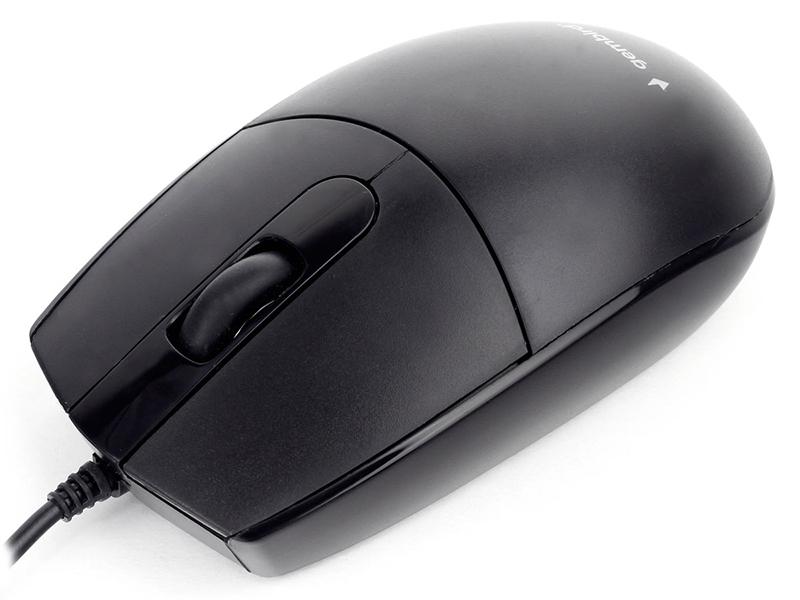 Мышь Gembird MOP-420 Black