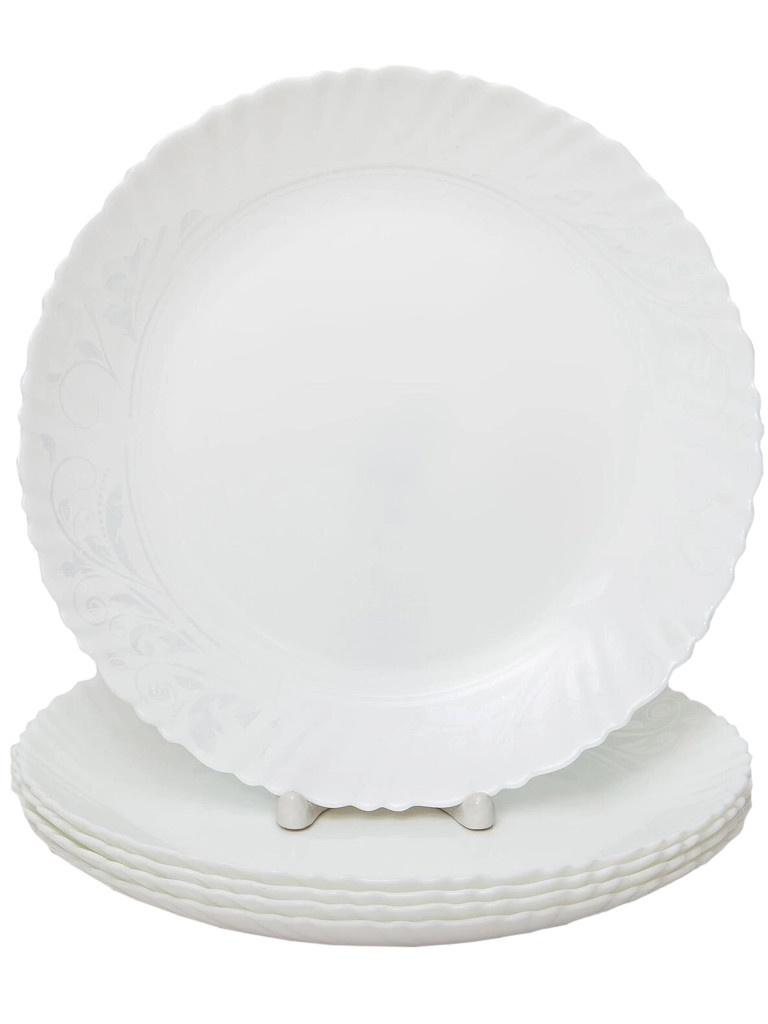 Набор тарелок PSF Group Olaff Утренний барокко 6 предметов 131-21011-6