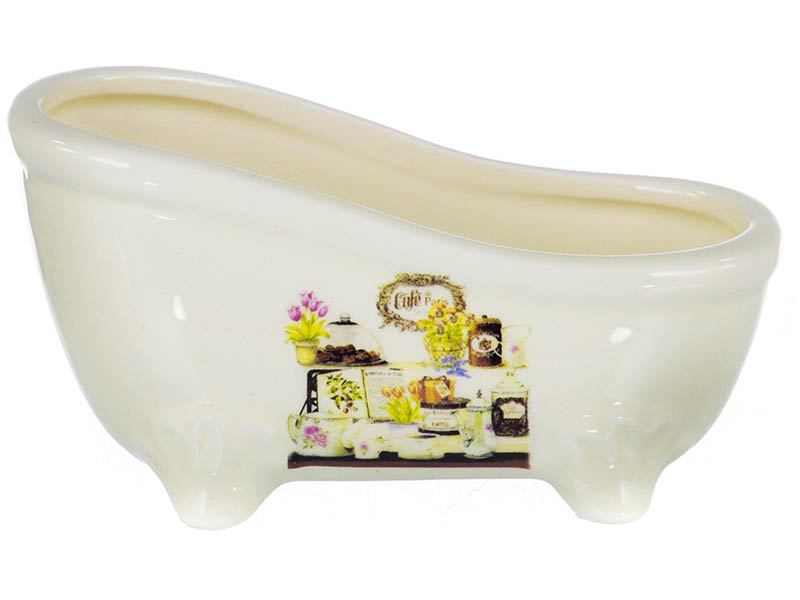 Ванночка-подставка для губки PSF Group Elrington Брауни 110-07034
