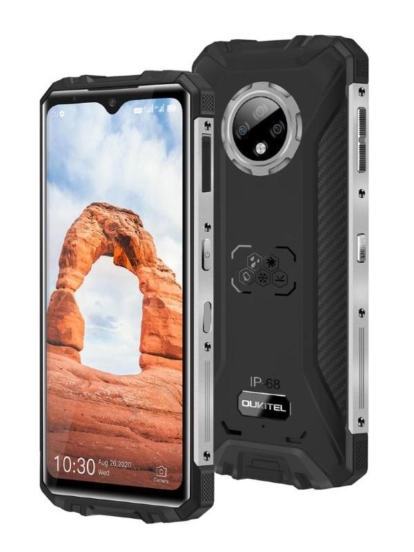 Сотовый телефон Oukitel WP8 Pro Black