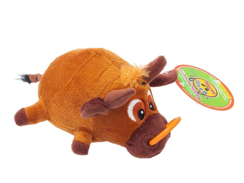Игрушка Эврика Мячик бычок 99929