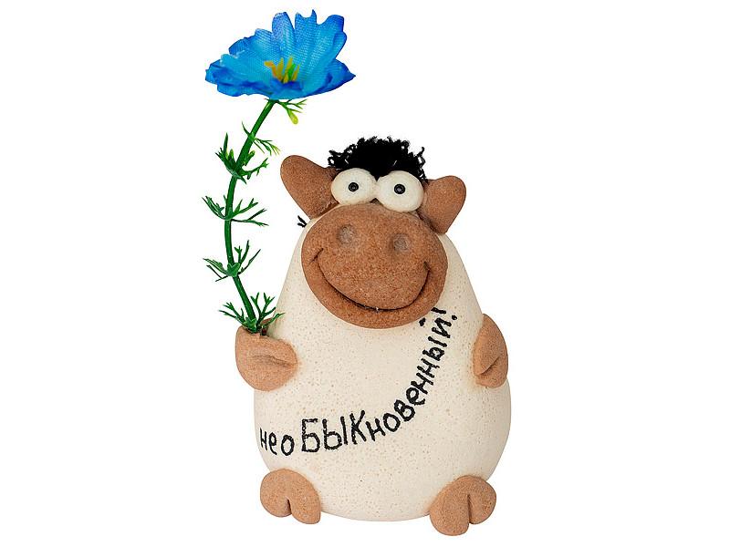 Новогодний сувенир Эврика НеоБЫКновенный 30039