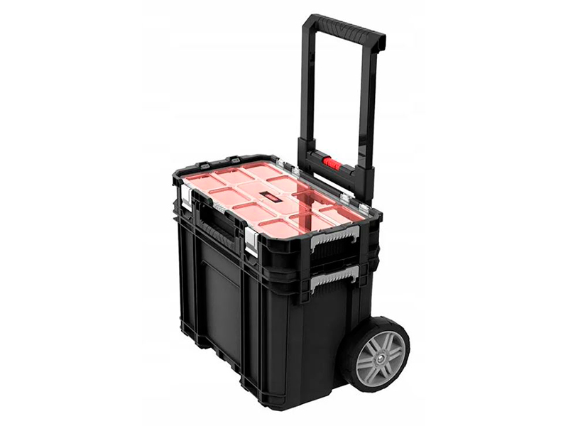 Ящик для инструментов KETER Connect Organizer Cart (17205661) 56.4x37.3x55.2 см