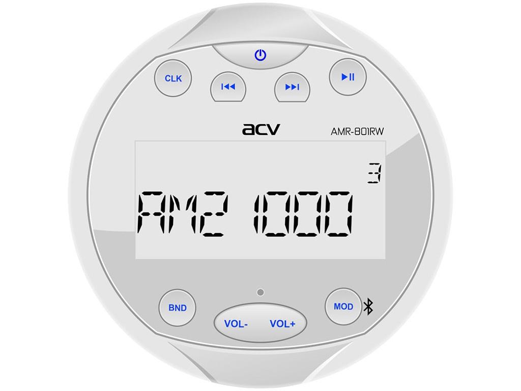 Автомагнитола ACV AMR-801RW