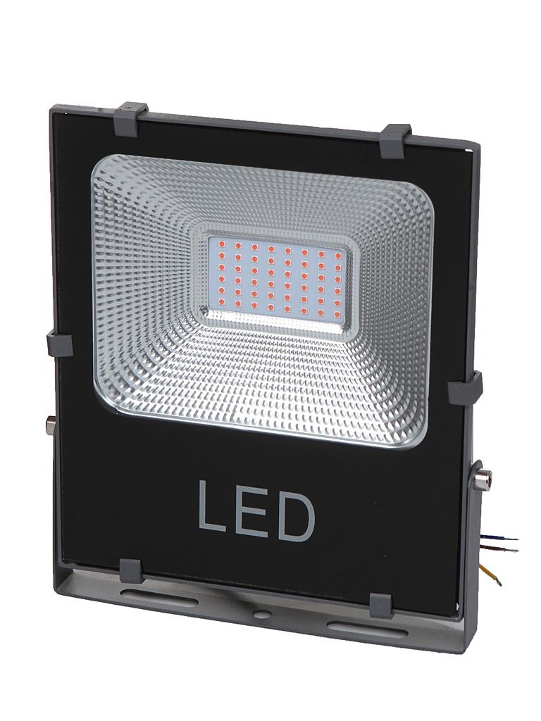 Прожектор Uniel ULF-P41-50W/SPBR IP65 Grey UL-00007466
