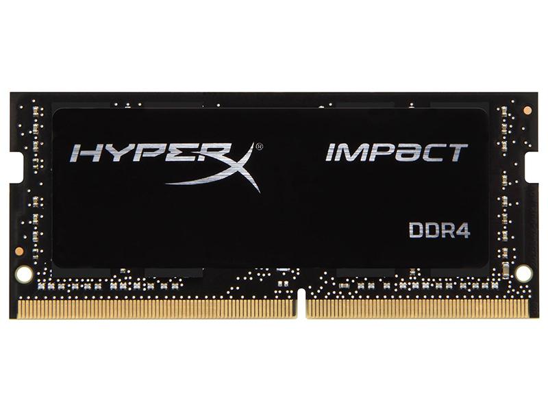 Модуль памяти HyperX DDR4 SO-DIMM 2400MHz PC-19200 CL15 - 16Gb HX424S15IB2/16