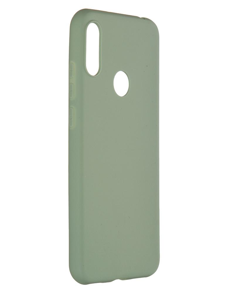 Чехол Pero для Honor 8A / Huawei Y6s Y6 2019 Soft Touch Mint CC01-Y619GRN