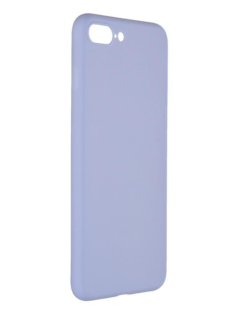 Чехол Pero для APPLE iPhone 7 Plus Soft Touch Light Blue CC01-I7POB