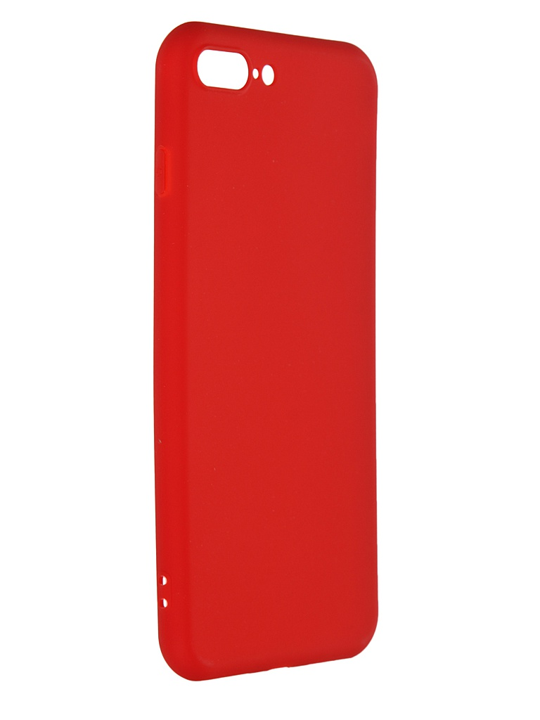 Чехол Pero для APPLE iPhone 7 Plus Soft Touch Red PRSTC-I7PR