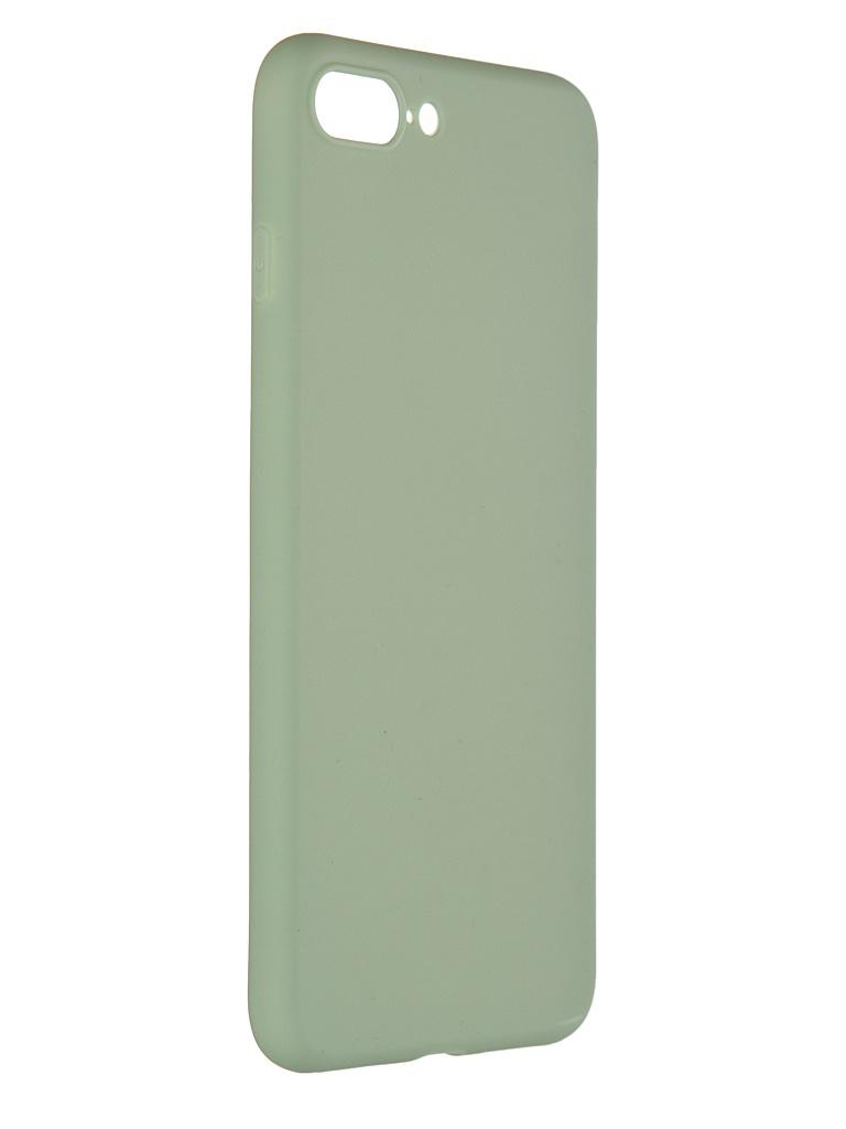 Чехол Pero для APPLE iPhone 7 Plus Soft Touch Mint CC01-I7PGRN