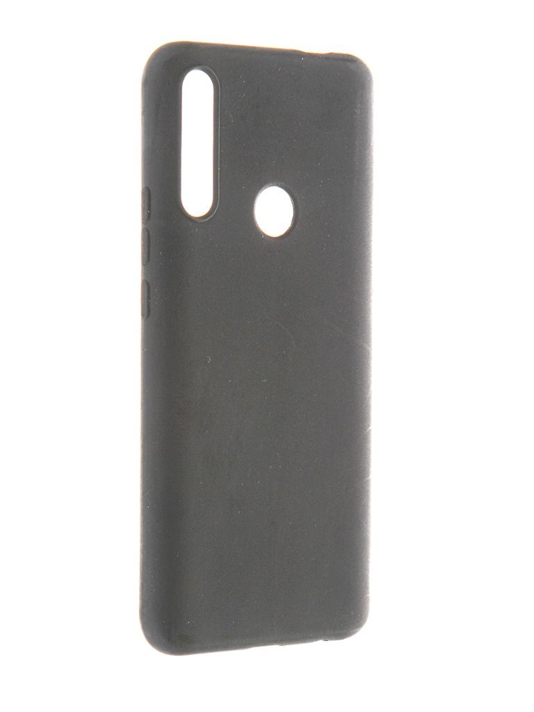 Чехол Pero для Honor 9X Soft Touch Black CC01-H9XB
